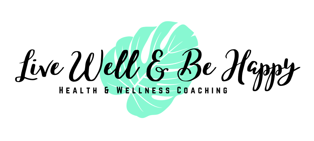 Live Well Be Happy Logo